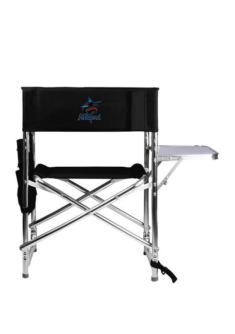 MLB Miami Marlins Sports Chair