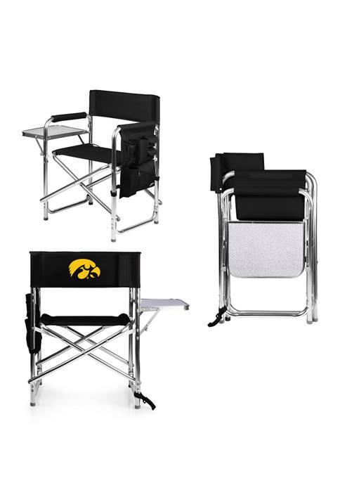 NCAA Iowa Hawkeyes Sports Chair