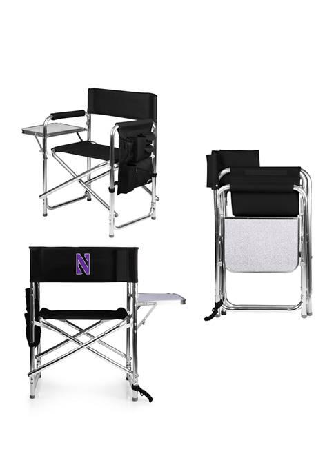 NCAA Northwestern Wildcats Sports Chair