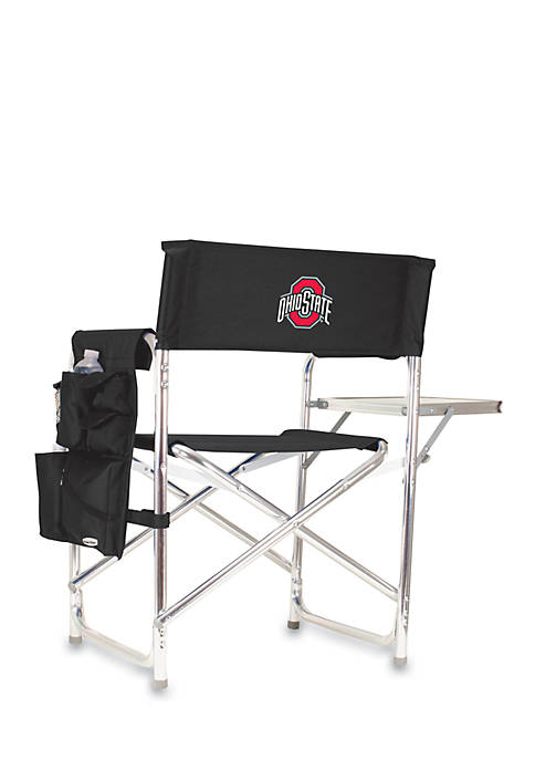 Picnic Time Ohio State Buckeyes Sports Chair