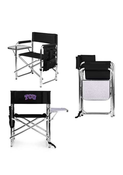 ONIVA NCAA TCU Horned Frogs Sports Chair