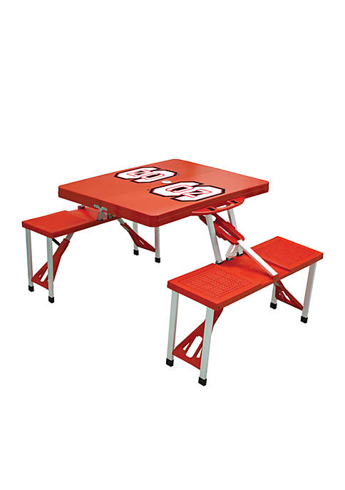 Picnic Time NC State Wolfpack Picnic Table