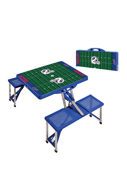 ONIVA NFL Buffalo Bills Picnic Table Portable Folding