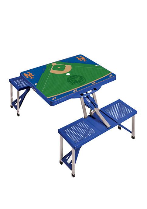 ONIVA MLB New York Mets Picnic Table Portable