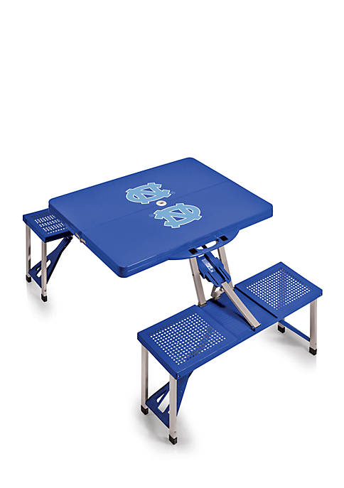 North Carolina Tar Heels Portable Picnic Table