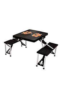 Auburn Tigers Picnic Table