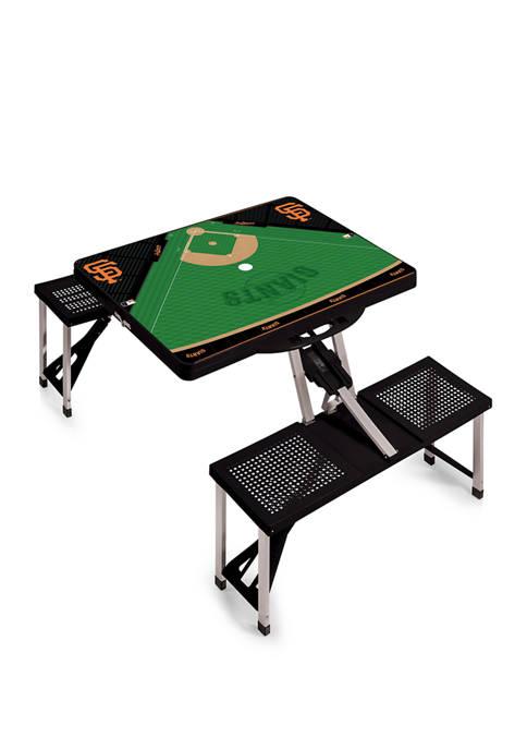 ONIVA MLB San Francisco Giants Picnic Table Portable