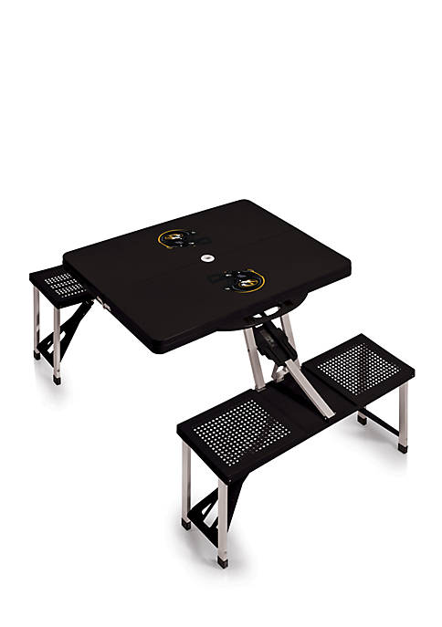 Picnic Time Mizzou Tigers Portable Picnic Table