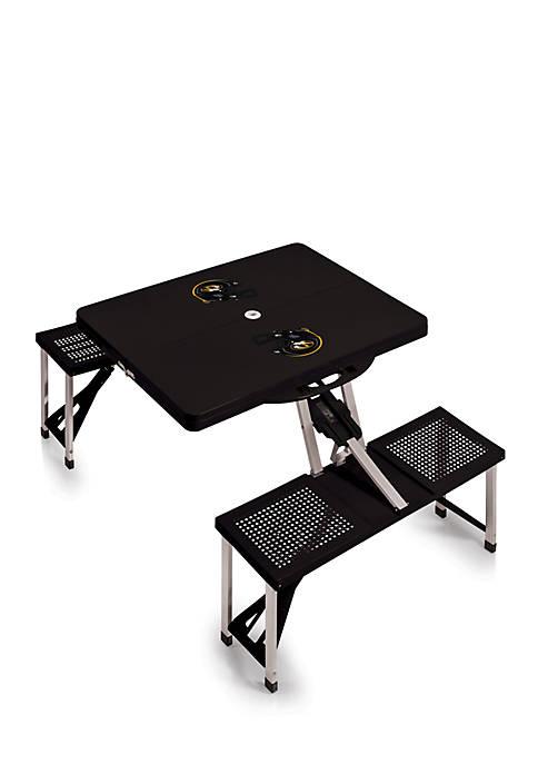 Picnic Time Mizzou Tigers Portable Picnic Table