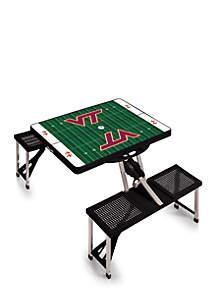 Virginia Tech Hokies Portable Picnic Table