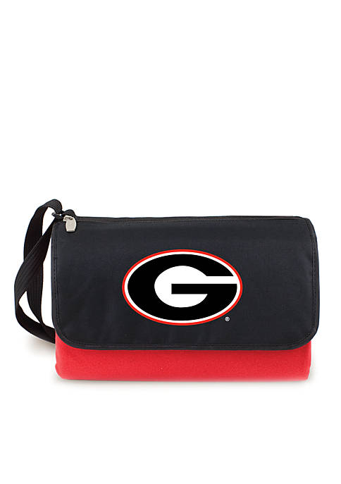 Picnic Time Georgia Bulldogs Blanket Tote