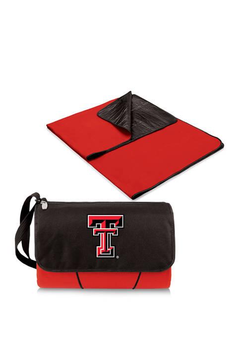 Picnic Time NCAA Texas Tech Red Raiders Blanket