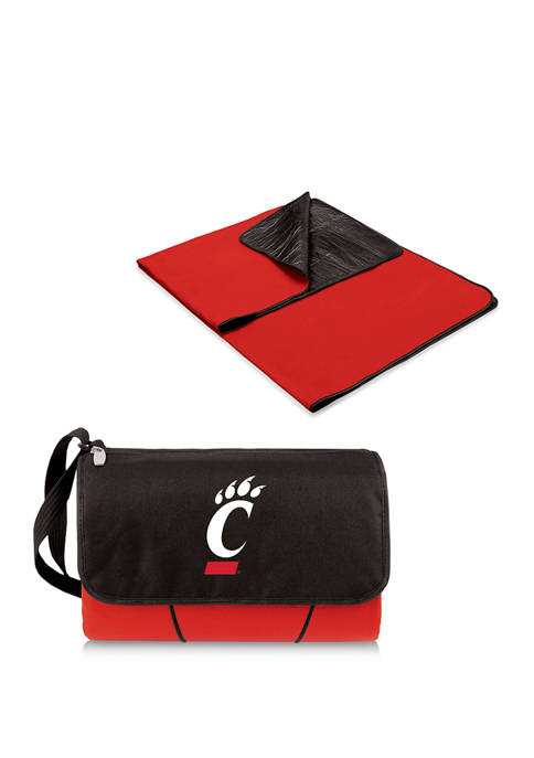 Picnic Time NCAA Cincinnati Bearcats Blanket Tote Outdoor