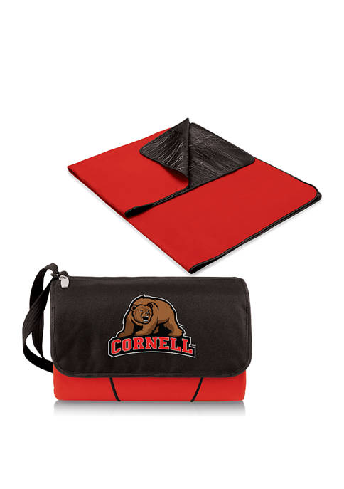Picnic Time NCAA Cornell Big Red Blanket Tote
