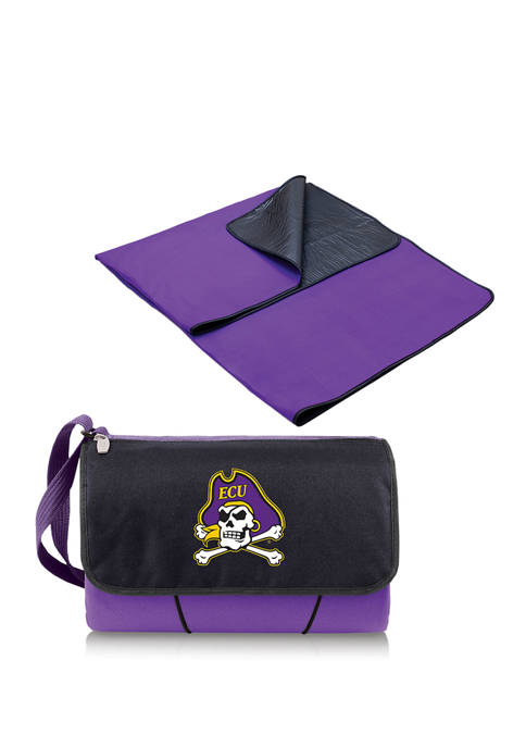 Picnic Time NCAA East Carolina Pirates Blanket Tote