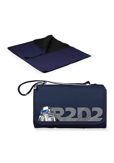 R2-D2 - Blanket Tote Outdoor Picnic Blanket