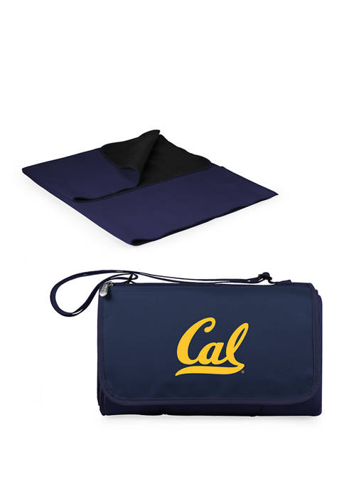 Picnic Time NCAA California Golden Bears Blanket Tote
