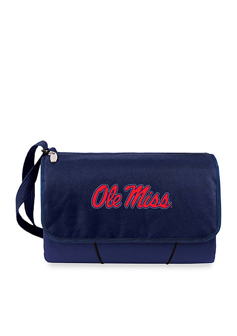 Picnic Time Ole Miss Rebels Blanket Tote
