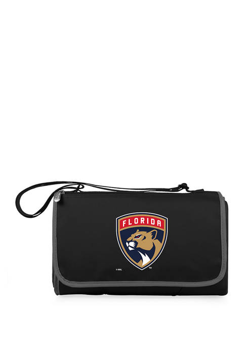 NHL Florida Panthers Blanket Tote Outdoor Picnic Blanket