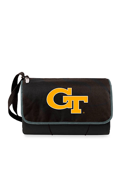 Picnic Time Georgia Tech Yellow Jackets Blanket Tote