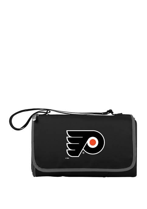 NHL Philadelphia Flyers Blanket Tote Outdoor Picnic Blanket