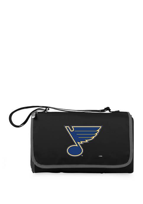 NHL St. Louis Blues Blanket Tote Outdoor Picnic Blanket