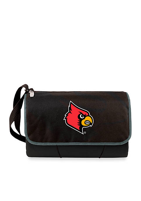 Picnic Time Louisville Cardinals Blanket Tote
