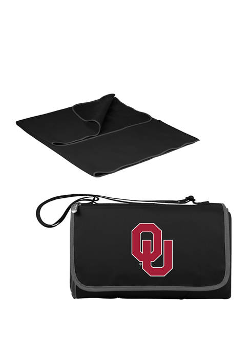 Picnic Time NCAA Oklahoma Sooners Blanket Tote Outdoor