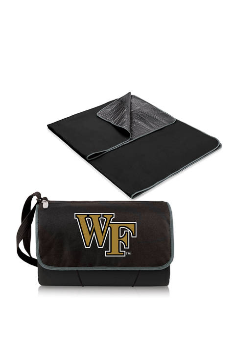 Picnic Time NCAA Wake Forest Demon Deacons Blanket
