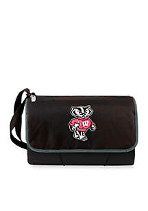 Wisconsin Badgers Blanket Tote
