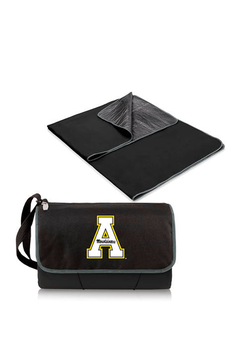 Picnic Time NCAA App State Mountaineers Blanket Tote
