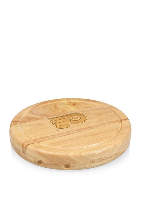 NHL Philadelphia Flyers Circo Cheese Cutting Board & Tools Set