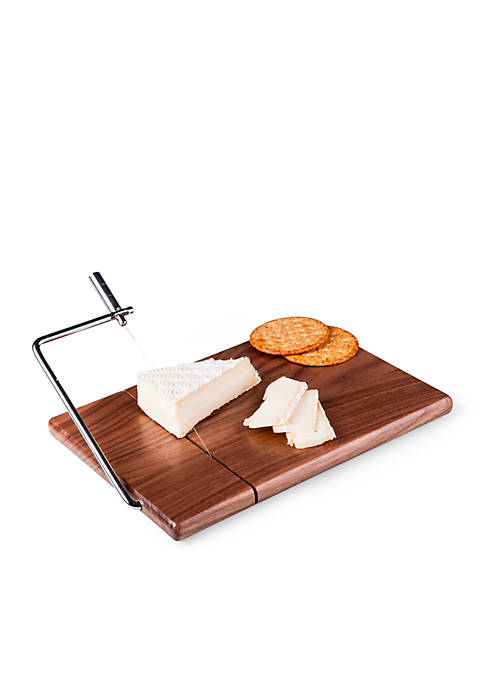 Picnic Time Meridian Black Walnut Cutting Board And
