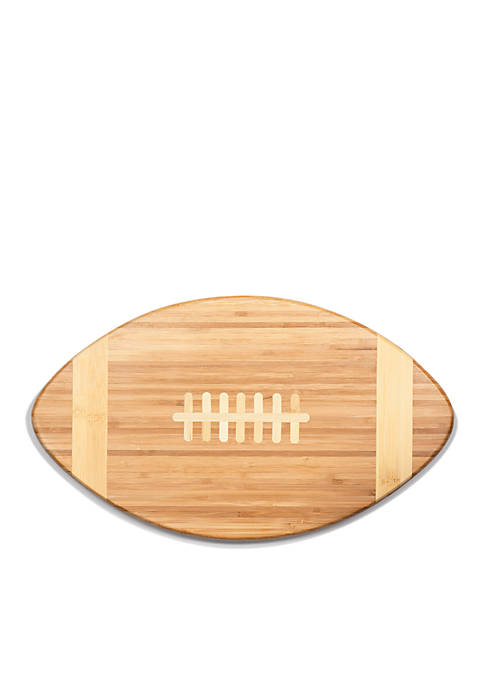 Picnic Time Touchdown Bamboo Cutting Board