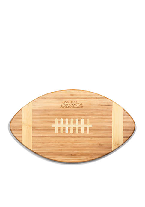Ole Miss Rebels Touchdown Pro Bamboo Cutting Board