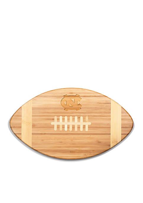 UNC Tar Heels Touchdown Pro Bamboo Cutting Board