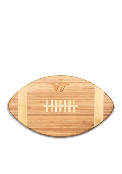 Virginia Tech Hokies Touchdown Pro Bamboo Cutting Board