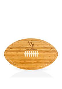 Arizona Cardinals Kickoff Bamboo Serving Tray