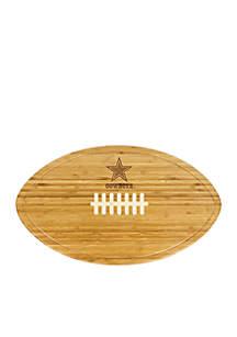 Dallas Cowboys Kickoff Bamboo Serving Tray
