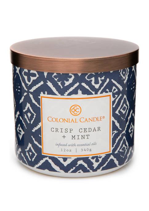 Colonial Candle® 12 Ounce Indigo Candle