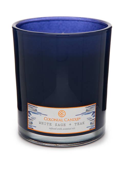 Colonial Candle® 10 Ounce Indigo Candle