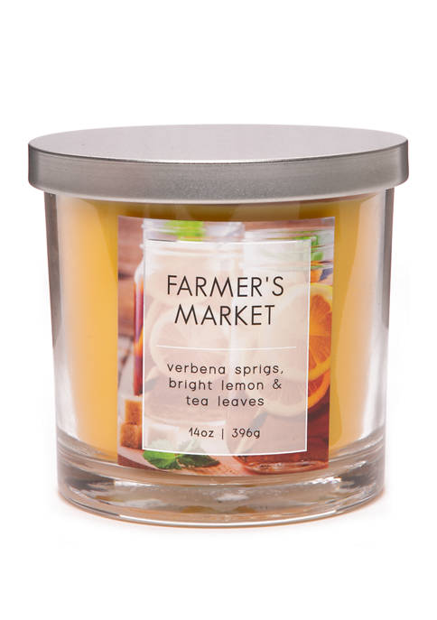 Colonial Candle® Farmers Market 14 Ounce Candle