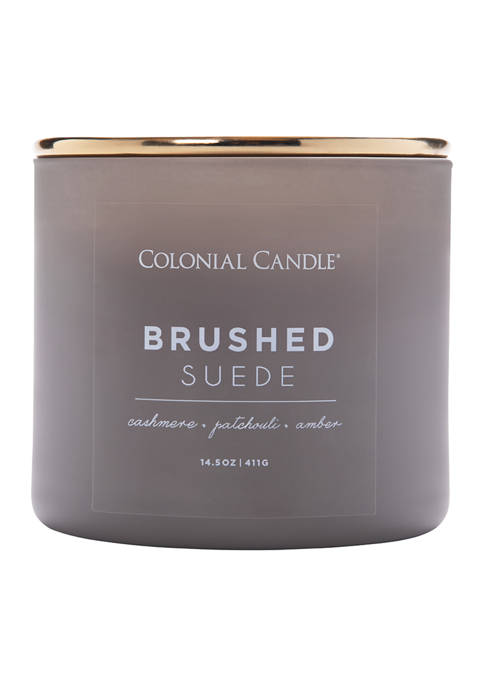 Colonial Candle® Brushed Suede Candle