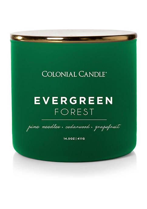 Colonial Candle® Evergreen Forest Candle