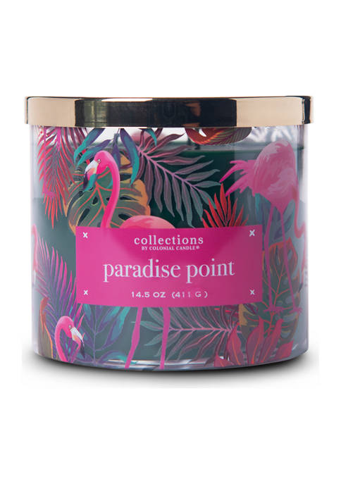 Colonial Candle® Paradise Point 14.5 Ounce Candle