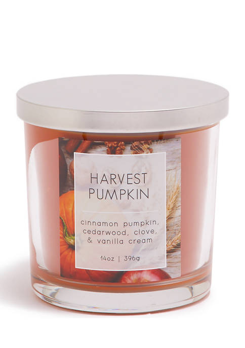 Colonial Candle® Harvest Pumpkin Candle Jar
