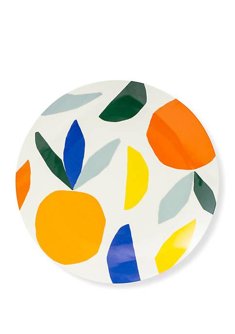 kate spade new york® Citrus Twist Accent Plate
