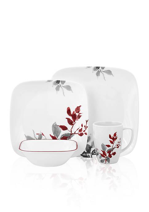 Corelle® Kyoto Leaves 16-Piece Set