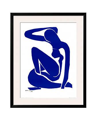 Art.com Blue Nude I, c. 1952 by Henri Matisse, Framed Art Print | belk