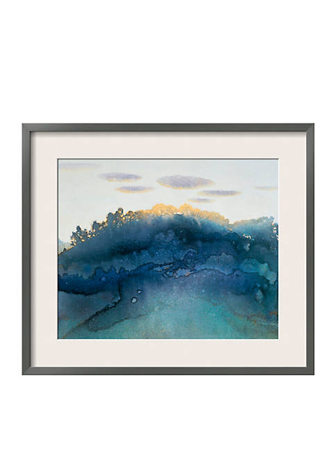 Art.com Clouds at Dusk by Yunlan He, Framed